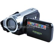 Wespro DV528 is the advanced Camcorder for an outstanding photography