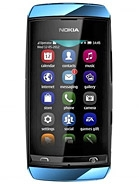 NOKIA ASHA 305 is a high end dual sim touch screen phone .